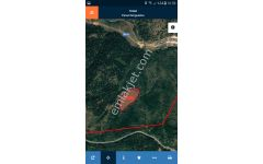 Çanakkale Haliloğlu Köyünde Satılık Tarla