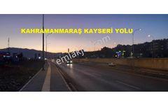 Emlak TVden Kayseri Yolu HONDA BAYI Hizasnda 3518 m2 SATILIK ARSA