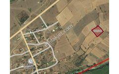 Çanakkale Biga Adliye Köyün De Satılık 3 713 M2 Tarla