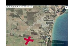 Kıbrıs Aygün de Satılık Sahil de Arsa Kat Karşılığı da Verilir