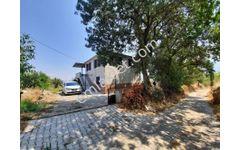 Pınarlı'da içinde 2 katlı evi bulunan, 4.800 m2 meyve bahçesi..