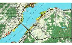 Yatırımlık Çanakkale köprüsü manzaralı arsa