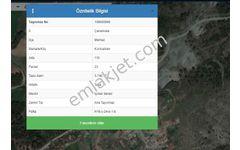 Çanakkale Merkez Kızılcaören Köyü 3750M2 Satılık Tarla