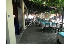 Muğla Dalyan da 70 kişilik restaurant devren kiralık