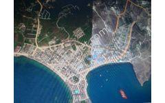 izmir-dikili / çandarlı mavikentte 292 m2 imarlı satılık Arsa