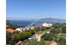 Aliağa Yeni Şakran'da 4+2 Havuzlu, Deniz Manzaralı, 4 Katlı Villa