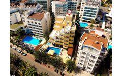 TT Emlak'tan Marmaris'te 60 Odalı, 2 Dükkanı olan Satılık Otel