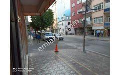 Hasanbey caddesinde  Ana yol da satılık 35 m dükan