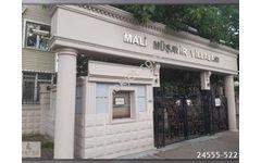 Halkalı Mali Müşavirler Sitesi Satılık 380 m2 Bahçeli İ Villa