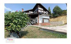 Düzce de 275 m2 8+1 Geniş Teraslı Satılık Villa Çiftlik Evi