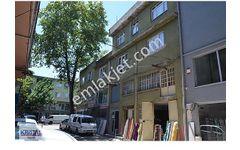 Tekstil Ticareti'nin Merkezi Karlıdağ Caddesinde Satılık Bina