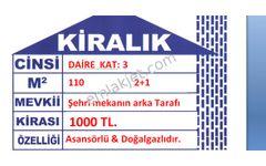Şanlıurfa Viranşehir Yenişehir mh. 2+1 daire