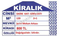 Şanlıurfa Viranşehir Yenişehir mh. 2+1 Giriş katı