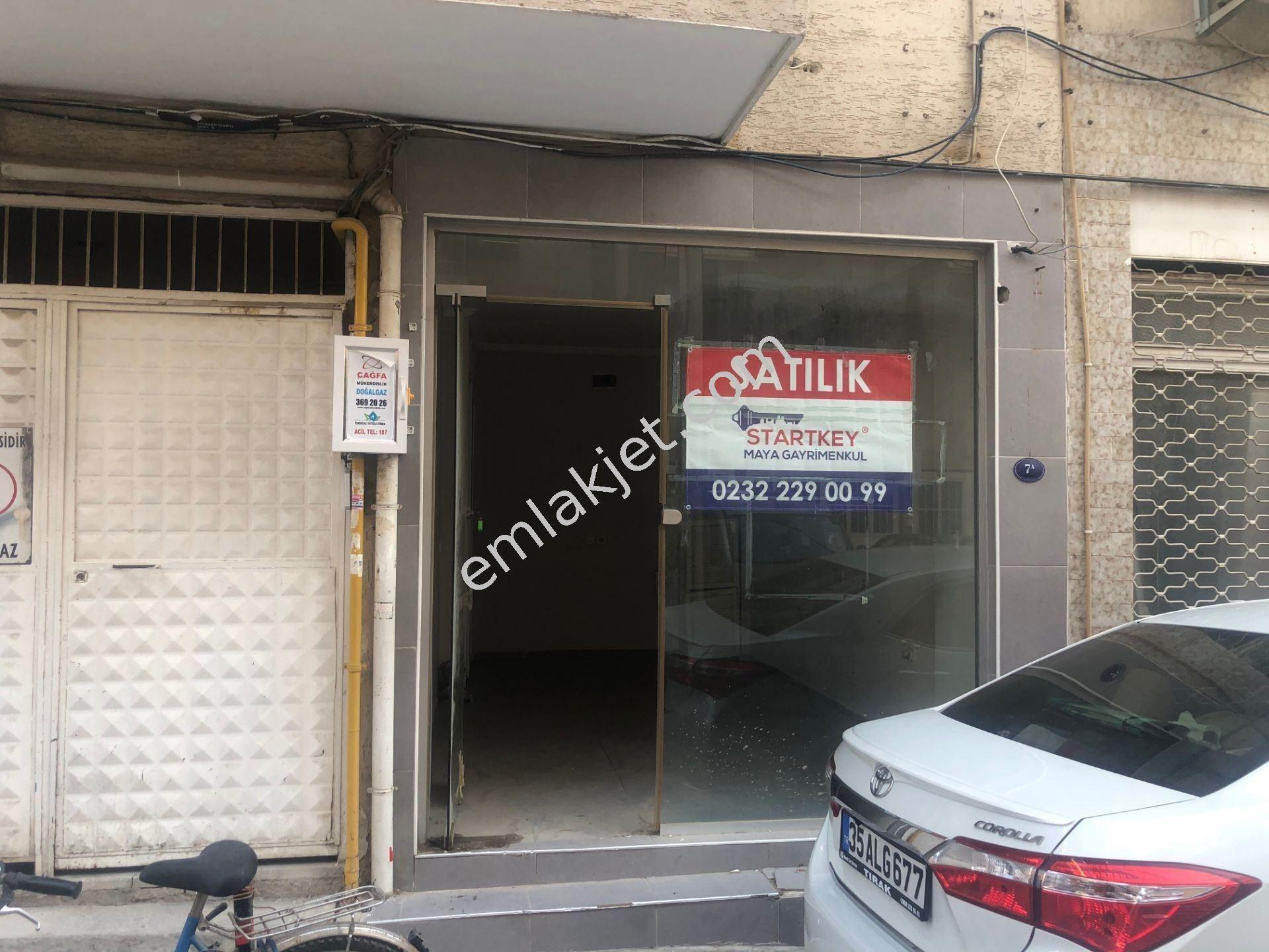 Emlakçıdan İzmir Karşıyaka Bahriye Üçok Mahallesi 1 Oda Satılık Dükkan &  Mağaza 165.000 TL #8748951