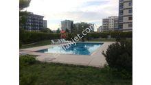 Çiğli Balatçık' site içinde HAVUZLU kiralık 150m2 3+1 daire