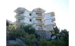 Datça merkezde satılık deniz manzaralı apart otel