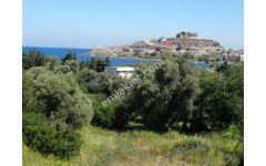 196-Yalıkavak Tilkicikde Deniz Manzaralı Turizm İmarlı Arsa