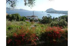 160-Yalıkavak Küdür de Manzaralı Cennet den Parça Arsa