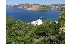151-Yalıkavak Aratepe de emsalsiz deniz manzaralı imarlı arsa