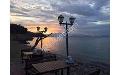 Kuşadası Güzelçamlı da Deniz kıyısında satılık Restaurant