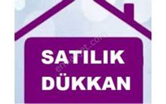 Silifke Atatürk Caddesinde Satılık Mağaza