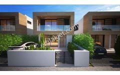 Modern tasarım Türk malı satılık villalarımız 119.900 GBP