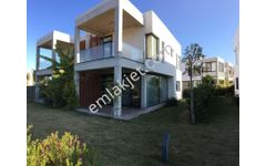 1,650,000 TL Gündoğan merkezde bahçeli 2+1 modern dubleks villa