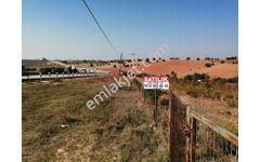 Salihli Satılık 26.500 m2 Bahçe İzmir Yoluna Sıfır Cepheli