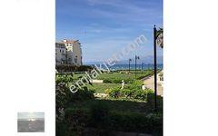 Çeşme Boyalık Denize Sıfır Özel Plajlı Sitede Bahçe Katı Dubleks