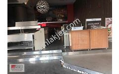 Tekstilkent Koza plaza da restaurant  banka olmaya müsait işyeri