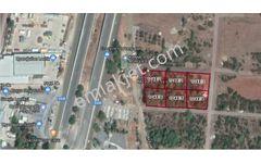 Döşemealtı Yeşilbayır Akdeniz Blv. cepheli 6175 m2 Satılık Arsa