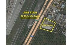 Bülent ATEŞCİ'den Çanakkale Yolu Üstü 2950 m2 Kantarlı Arsa