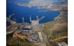Bülent ATEŞCİ'den Limanlar Bölgesinde 11000 m2 Sanayi Arsası