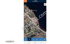 İzmir Yeni Foça 642 m2 Yatırmlık İmarlı Deniz Manzaralı Arsa