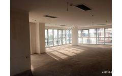 Mevlana Kavşağı Platin İş Merkezinde Kiralık Katta Sıfır Ofisler