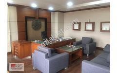 Tekstilkent Koza Plaza da full+full mobilyalı 352m2 kiralık ofis