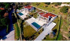 Urla Yenice'de, 3300 m2 Arsa İçinde Muhteşem Villa REZERVE'den