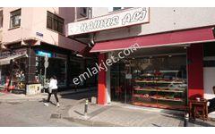 İşlek Cadde,Demircioğlu Arka Sokağı Köşe Dükkan 65 m2 Devren