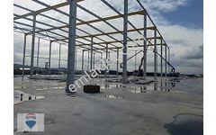 Tek katta 7600 m2 13 rampalı kiralık a sınıfı depo