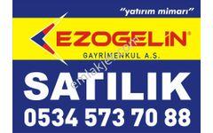 EZOGELİN'DEN ORGANİZE DE SATILIK ANA BULVAR ÜZERİ 9100 FABRİKA