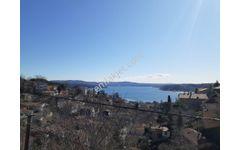 Sariyer Buyukderede deniz manzarali kiralik daire