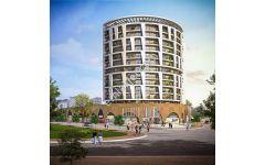 Turyap'tan Denge Towers'da Kiralık 1+1 Ofis & Daire