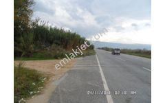 Atça Yenipazar yolu 200 metre içerisinde tarla