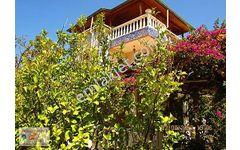 Didim akbük de satılık mustakil dubleks  350 m2 bahçesli