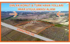 DURSUNKÖY'DE KANAL MANZARALI MÜSTAKİL 23,358m² ARSA