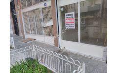 Demetevler de kiralık dükkan