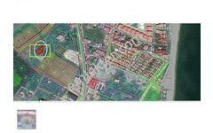 Tekirdağ Kumbağ  039 da Caddeye ve Denize Yakın Satılık Köşe Arsa