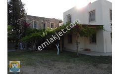 Bodrum Yahşi de 2250 m2 Arsa Satılık 5+2 Müstakil Villa