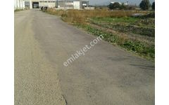 Izmir Torbalı Torbalı Sanayi Sitesinde Satılık Arsa