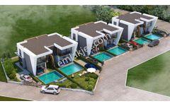 Kusadasında Lansman Fiyatıyla Ozel Havulu 3+1Butik Sitede Villa